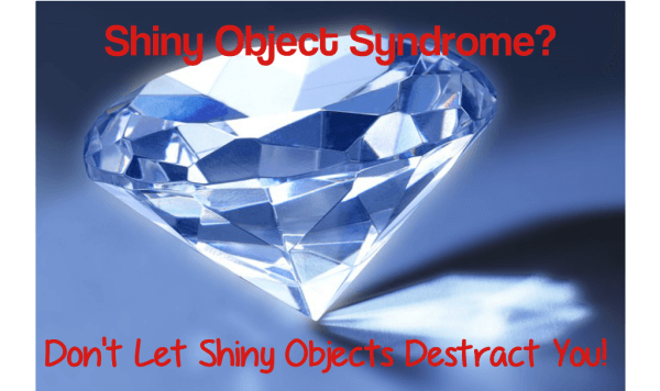 Diamond Shiny Object Syndrome